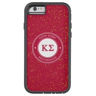 Coque Tough Xtreme iPhone 6 Insigne du sigma   de Kappa