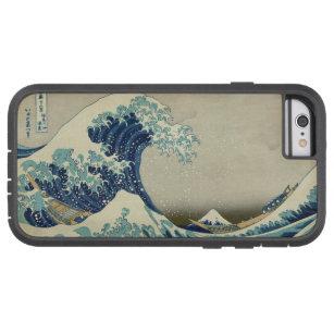Coque Tough Xtreme iPhone 6 La grande vague outre de Kanagawa