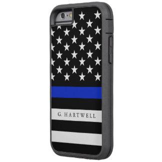 Coque Tough Xtreme iPhone 6 La police nommée faite sur commande diminue