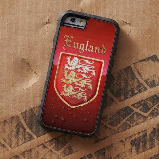 Coque Tough Xtreme iPhone 6 Le bouclier royal de l'Angleterre