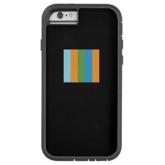 Coque Tough Xtreme iPhone 6 PAIX de code de prisme de cas de Xtreme d'iPhone