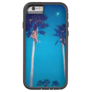 COQUE TOUGH XTREME iPhone 6 PALMIERS DE BEAUTYFUL LA FLORIDE ET CIEL BLEU