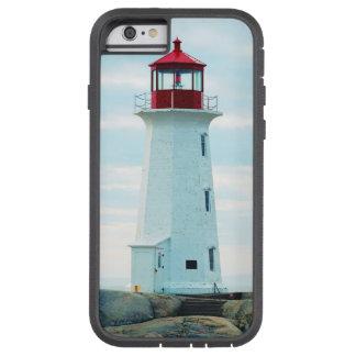 Coque Tough Xtreme iPhone 6 Vieux phare, océan bleu, maritime, nautique
