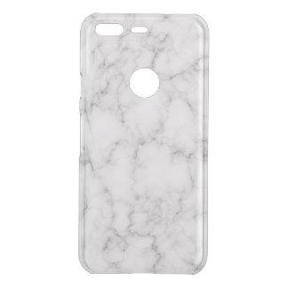 Coque Uncommon Google Pixel Style de marbre élégant