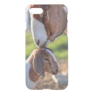 coque iphone 7 chevre
