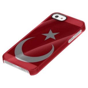 coque iphone xr drapeau turc