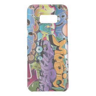 Coquer Get Uncommon Samsung Galaxy S8 Plus Art coloré de conception de graffiti