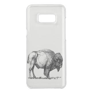 Coquer Get Uncommon Samsung Galaxy S8 Plus Bison américain de Buffalo