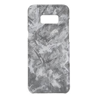 Coquer Get Uncommon Samsung Galaxy S8 Plus Cas de téléphone portable - art moderne - noir et