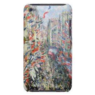 Coques Barely There iPod Claude Monet | la rue Montorgueil, Paris