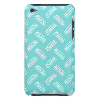 Coques Barely There iPod Conception de Logotype de Frenchie