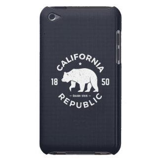 Coques Barely There iPod Logo | de la Californie le Golden State