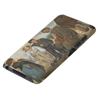Coques Barely There iPod Manet | le vieux musicien, 1862
