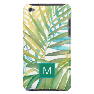 Coques Barely There iPod Palmettes tropicales