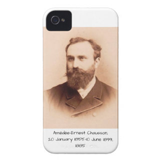 Coques Case-Mate iPhone 4 Amedee-Ernest Chausson