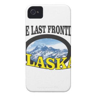 Coques Case-Mate iPhone 4 art de logo de l'Alaska