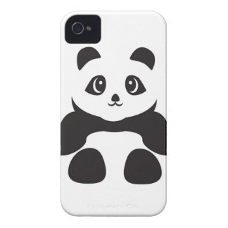 Coques Case-Mate iPhone 4 Bel ours panda