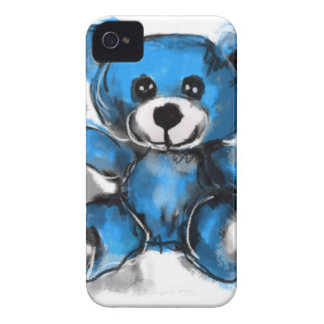 Coques Case-Mate iPhone 4 Bonjour ours