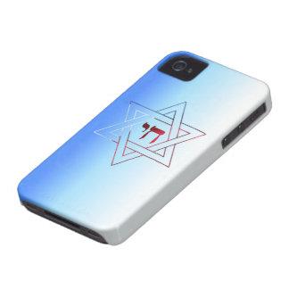 Coques Case-Mate iPhone 4 Cas de l'iPhone élégant superbe 4 d'étoile de