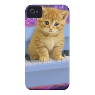 Coques Case-Mate iPhone 4 Chat de piano