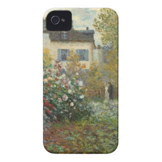Coques Case-Mate iPhone 4 Claude Monet | le jardin de l'artiste à Argenteuil