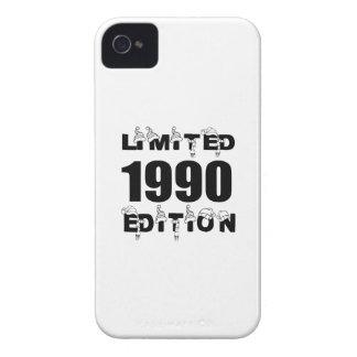 COQUES Case-Mate iPhone 4 CONCEPTIONS 1990 LIMITÉES D'ANNIVERSAIRE D'ÉDITION