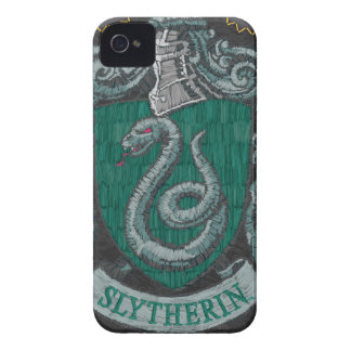 Coques Case-Mate iPhone 4 Crête de Harry Potter | Slytherin - cru