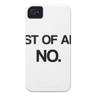 Coques Case-Mate iPhone 4 D'abord de tous aucuns