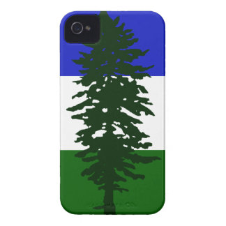 Coques Case-Mate iPhone 4 Drapeau de Cascadia