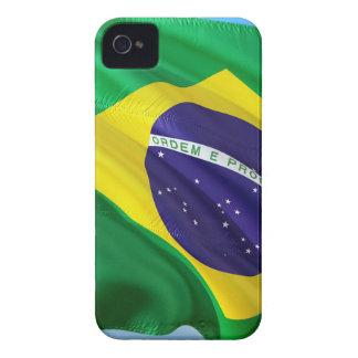 Coques Case-Mate iPhone 4 Drapeau international Brésil