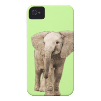 Coques Case-Mate iPhone 4 Éléphant mignon de bébé