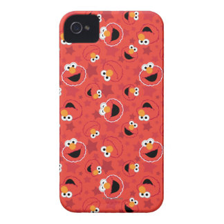 Coques Case-Mate iPhone 4 Elmo rouge fait face au motif