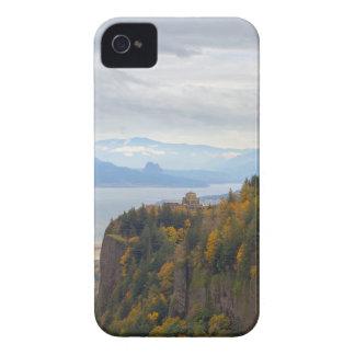 Coques Case-Mate iPhone 4 Feuillage d'automne à la gorge du fleuve Columbia