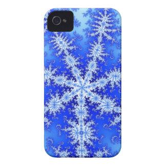 Coques Case-Mate iPhone 4 Flocon de neige