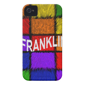 COQUES Case-Mate iPhone 4 FRANKLIN