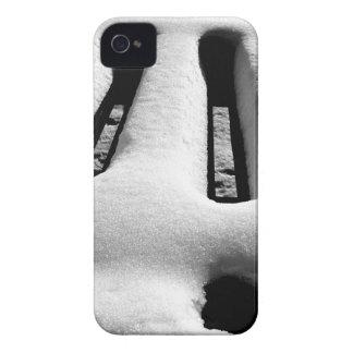 Coques Case-Mate iPhone 4 Grille de neige