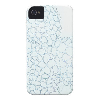 Coques Case-Mate iPhone 4 Hortensia de bleus layette