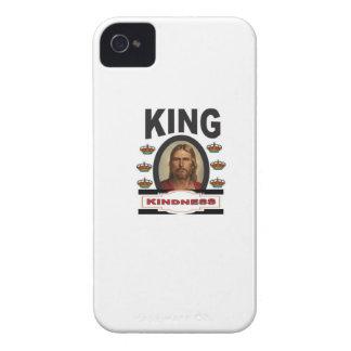 Coques Case-Mate iPhone 4 jc de gentillesse de roi
