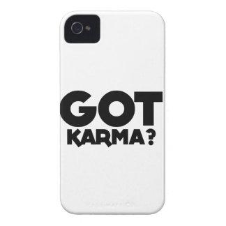 Coques Case-Mate iPhone 4 Karma obtenu, mots des textes