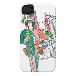 Coques Case-Mate iPhone 4 Landshut épousant la garde 1475 de ville