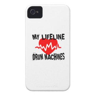 COQUES Case-Mate iPhone 4 MA LIGNE DE VIE CONCEPTIONS DE MUSIQUE DE MACHINES