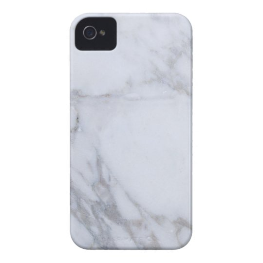 Coques Case-Mate iPhone 4 Marbre blanc