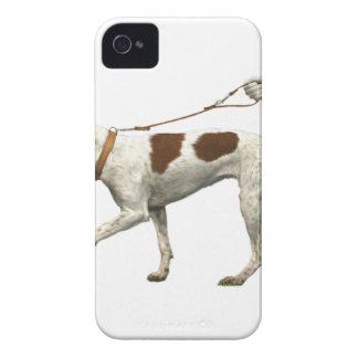Coques Case-Mate iPhone 4 Marcheur de chien - queue de chien - saint Germain