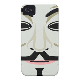 Coques Case-Mate iPhone 4 Masque anonyme