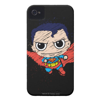 Coques Case-Mate iPhone 4 Mini croquis de Superman