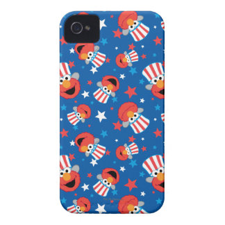 Coques Case-Mate iPhone 4 Motif patriotique d'Elmo
