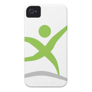 Coques Case-Mate iPhone 4 Mouvement inspiré atteignant pour les étoiles