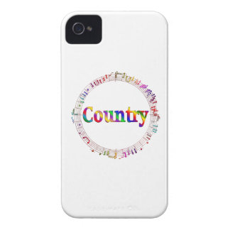 Coques Case-Mate iPhone 4 Musique country