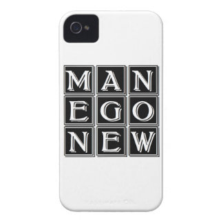 Coques Case-Mate iPhone 4 Now new man
