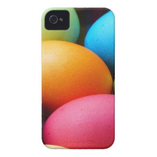 Coques Case-Mate iPhone 4 Oeufs de pâques colorés